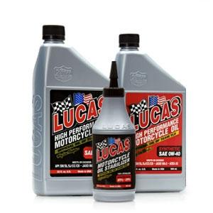 Lucas Oil Distribution